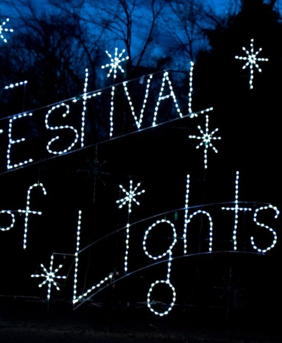 Bull Run Festival of Lights